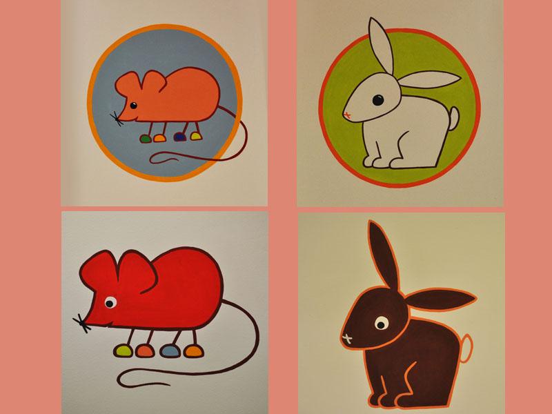 Své jméno rádi vám vymyslíme originální logo a namalujeme na