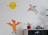 Ptáci ve školní družině v Praze 9