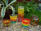 Malované skleničky