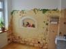 Kuchyň v bytě v Praze