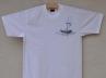 Křestní rouška - tričko pro muže