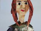 Papírová-koláž-portrét