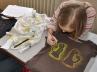 Malování rodičů s dětmi